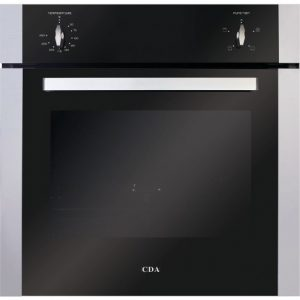 CDA BUILT-IN 600MM STAINLESS STEEL CONVENTIONAL OVEN OFFER £ 285 FITTED