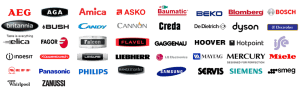 ALL BRANDS OF APPLIANCES REPAIRED