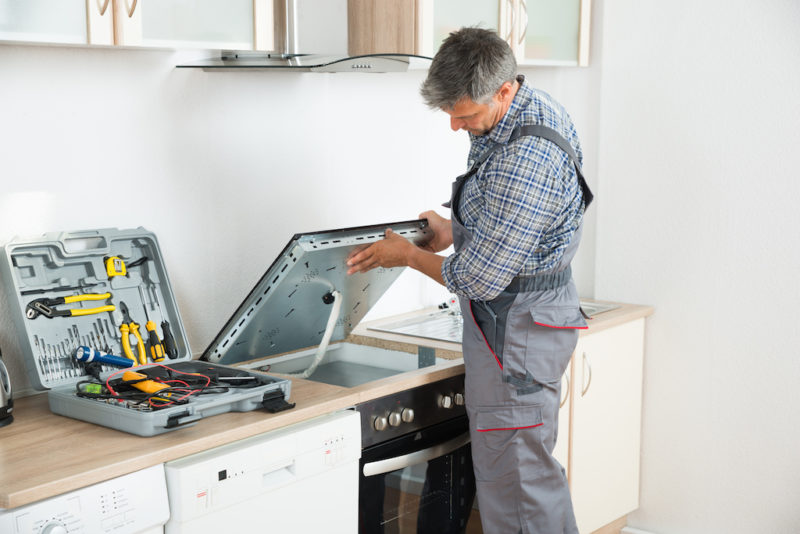 We repair All Makes and Models of cooking Domestic Appliances